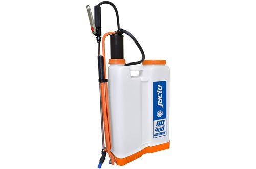 Jacto HD400 W/O Backpack Sprayer, Professional Garden Sprayer, Perfect for Pesticide Control
