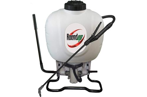 Roundup 190314 Backpack Sprayer for Fertilizers, Herbicides, Weed Killers & Insecticides