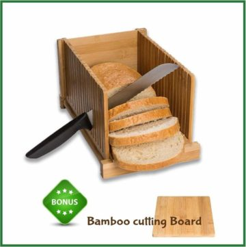 Bamboo Panda Bread Slicers