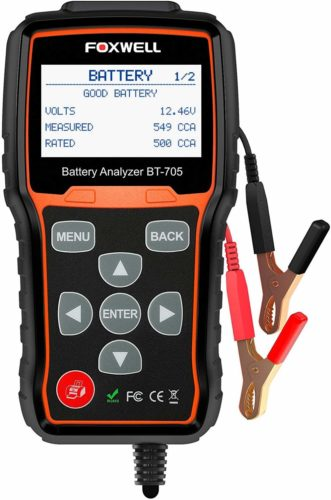 Battery Tester FOXWELL