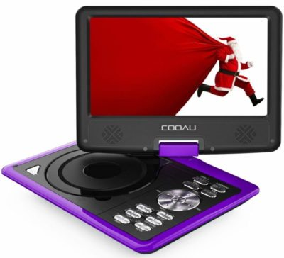 COOAU Portable DVD Players