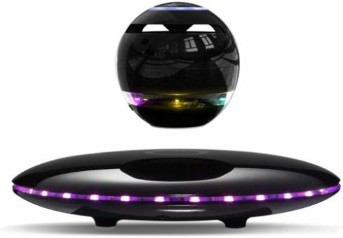 Infinity Orb Floating Speakers