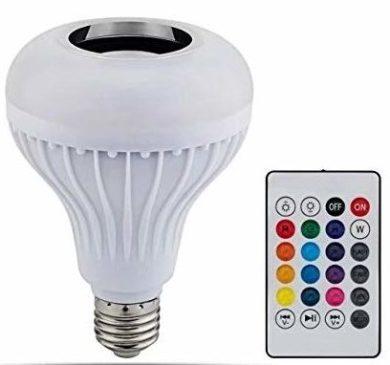 JahyShow Bluetooth Light Bulb Speakers