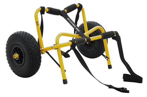 RAD Sportz Kayak Trolley Pro Premium Cart Airless Tires