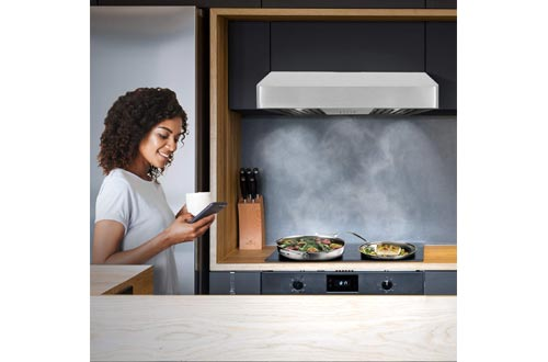 Cosmo QB75 30 in Under-Cabinet Range Hood 900-CFM