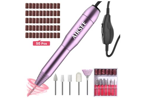 Portable Electric Nail Drill Professional Efile Nail Drill Kit For Acrylic
