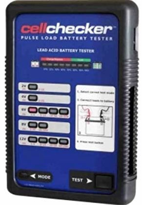 SDI Pulse Load Battery