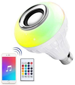Ustellar Bluetooth Light Bulb Speakers