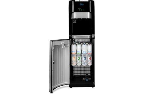 Brio Commercial Grade Bottleless Ultra Safe Reverse Osmosis Drinking Water Filter