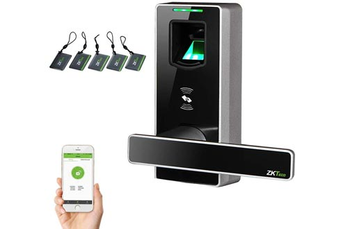 Keyless Door Locks with Bluetooth/Biometric Fingerprint Door Lock
