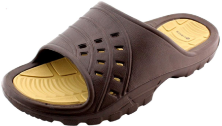 Kaiback Shower Shoes for Men