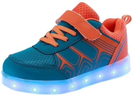 DoGeek Light Up Shoes for Kids