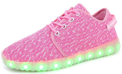 FASHOE Light Up Shoes for Kids