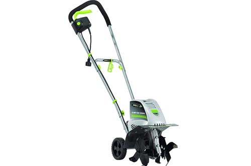 Earthwise TC70001 11-Inch 8.5-Amp Corded Electric Tillers/Cultivator