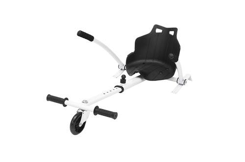 ZJY Adjustable Hoverboard Go-Karts