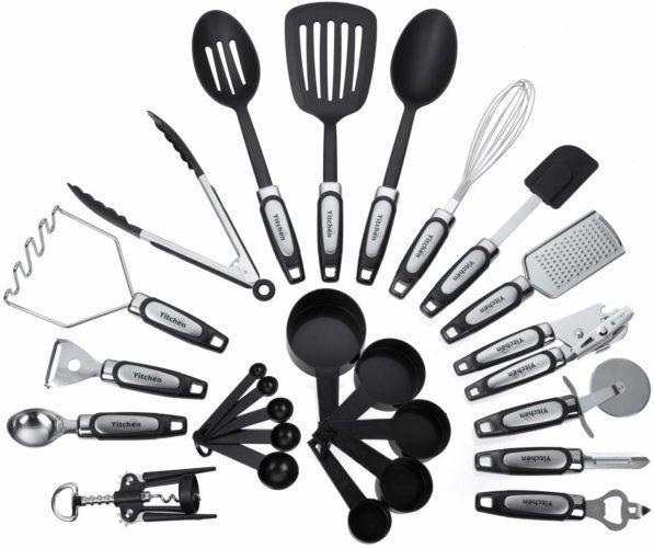 25-Piece Kitchen Tool