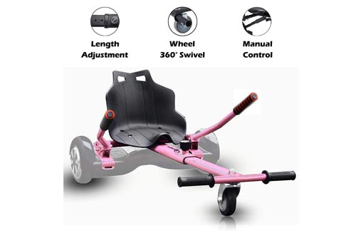 overboard Seat Attachment, Go Kart Conversion Kit