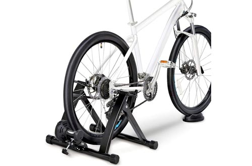 Topeakmart Premium Steel Bike Bicycle Indoor Exercise Trainer Stand / Bike Trainer