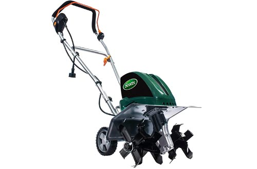 Scotts Outdoor Power Tools TC70135S 13.5-Amp 16-Inch Corded Tillers/Cultivator, Green