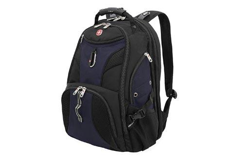 SwissGear Travel Gear 1900 Scansmart TSA Friendly Laptop Backpacks Blue