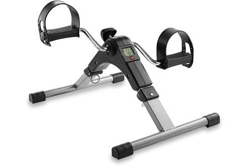 Node Fitness Foldable Under Desk Exercise Bike Pedal Exerciser