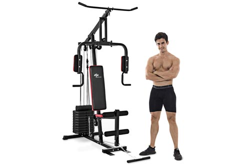 Goplus Multifunction Home Gyms System