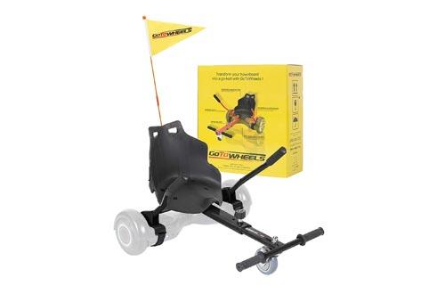 GoToWheels Hoverboard Go-Karts Seat