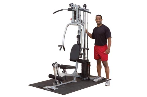 Powerline by Body-Solid Easy-Assembly Home Gyms with 160-Pound Weight Stack (BSG10X)