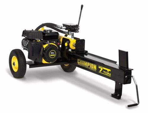 Champion 7-Ton Compact Horizontal Gas Log Splitter with Auto Return TOP 10 BEST KINETIC LOG SPLITTERS IN 2021 REVIEWS
