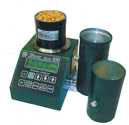 Shore 930 Moisture Grain Tester Only | SS930-1