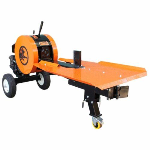 Power King 42-Ton 7 HP 208 cc Gas Horizontal Kinetic Log Splitter