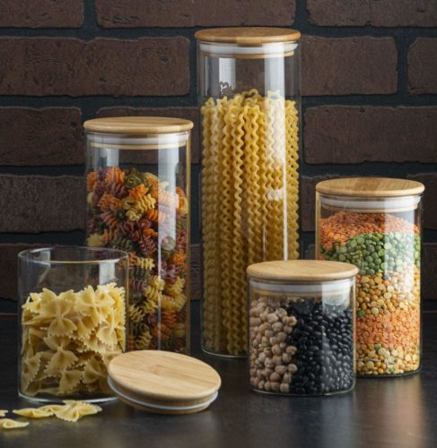 Canister Set of 5