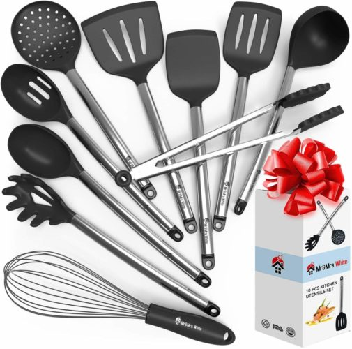 Cooking Silicone Utensils Set