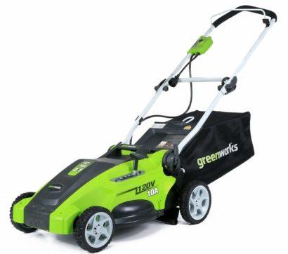 Greenworks Electric Reel Mowers
