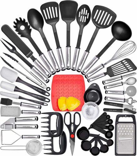 Kitchen Utensil Set Cooking