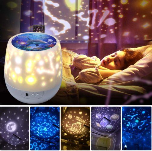 Lights Projector for Bedroom
