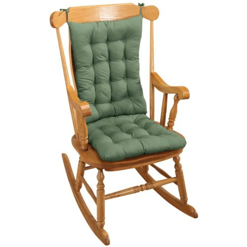 Miles Kimball Solid Rocker Set-Wooden Rocking Chairs