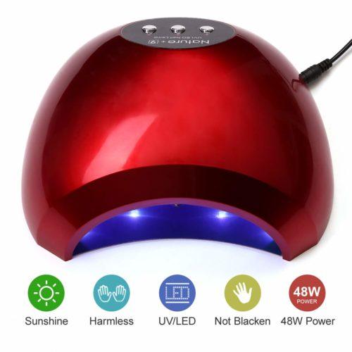 NATPLUS Nail Lamp 48W UV