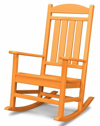 POLYWOOD R100TA Presidential Rocking Chair