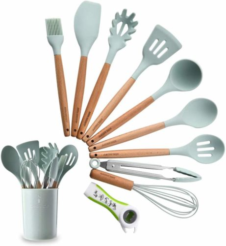 Silicone Kitchen Utensil Set