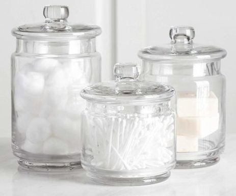 Whole Housewares Clear