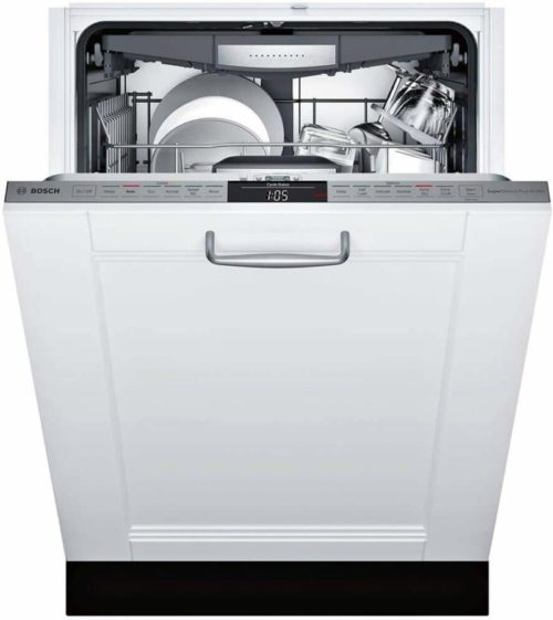 Bosch SHV878WD3N 800 Series Built-In Fully Integrated Dishwasher with 6 Wash Cycles, in Panel Ready