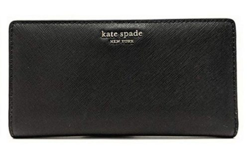 12. Kate Spade New York Laurel Way Printed Stacy Wallet