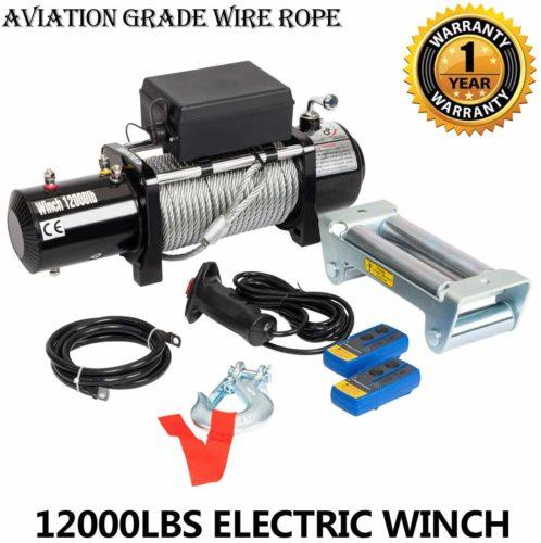 12000lbs 12V Electric