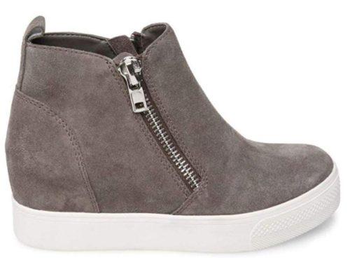4. Steve Madden Women's Wedgie Sneaker