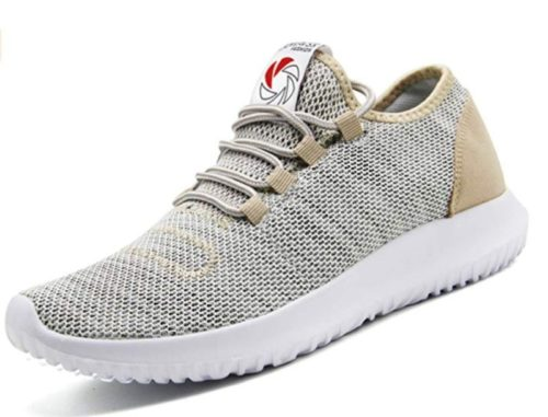 6. CAMVAVSR Men's Sneakers Fashion Lightweight Running Shoes Slip-On Casual Shoes for Walking
