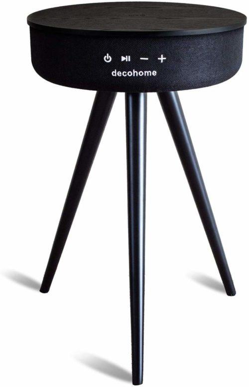 Deco Home Wireless Speaker Smart Table -speaker tables