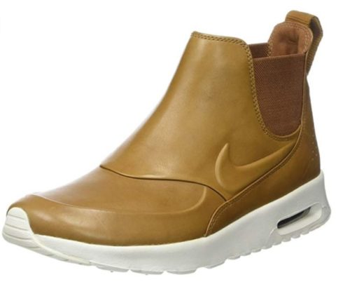 9. NIKE W Air Max Thea MID Women's Sneaker Black 859550 001