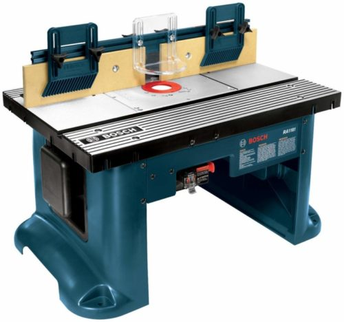 Bosch Benchtop Router Table RA1181 TOP 10 BEST BENCHTOP JOINTERS IN 2021 REVIEWS