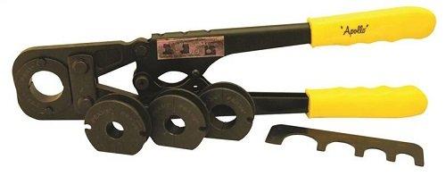 Apollo PEX 69PTKH0015K 3/8-inch - 1-inch Multi-Head Crimp Tool Kit